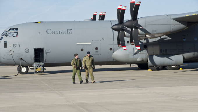 Air National Guard hosts Open Skies flight